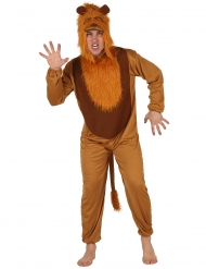 Lejon - Maskeradkläder för vuxna