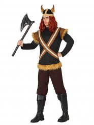Vikingakrigare - Maskeraddräkt för vuxna