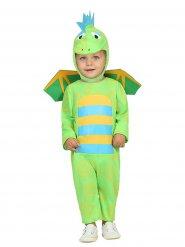 Grön Drake - Maskeradkläder för barn