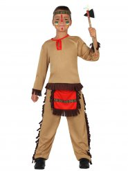 Friska floden - Indiandräkt för barn till maskeraden