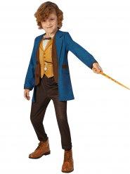 Lyxig Newt Scamander från Fantastiska Vidunder™ - Dräkt för barn