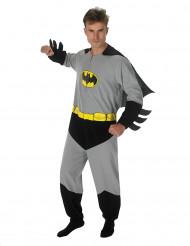 Batman™ - Overall för vuxna till maskeraden