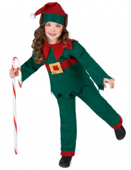 Tomtenissedräkt för barn till jul
