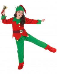 Busig tomtenisse - Maskeraddräkt för barn till jul