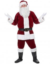 Lyxig tomtedräkt för vuxna till jul