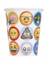 8 Muggar från Emoji™ 270 ml