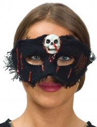 Skräckmask - Ögonsmask för vuxna till Halloween
