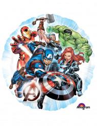 Aluminiumballong från Avengers™ 43 cm