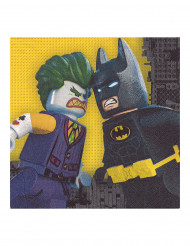 20 servetter från Lego Batman™ 33 x 33 cm