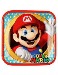 Super Mario™ tallrikar 23 cm