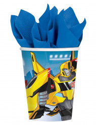 8 Transformers Robots in Disguise™ kartongmuggar
