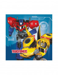 20 servetter Transformers Robots in Disguise™