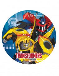 Transformers Robots in Disguise™ kartongtallrik 23 cm