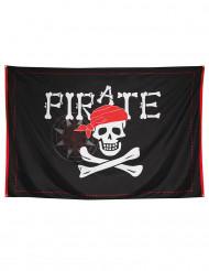 Piratflagga 2 x 3 meter