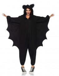 Fladdermusoverall - Halloweenkläder för vuxna