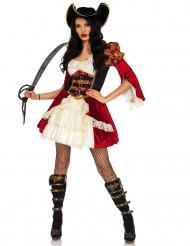 Sexig pirat - Maskeradkläder för vuxna
