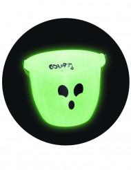 Buu - Självlysande godisskål till Halloween