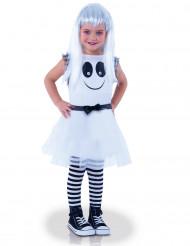 Söt spökklänning för barn till Halloween