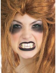 Vampyrens huggtänder - Halloweenaccessoar