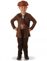 Jack Sparrow™- dräkt för barn från Pirates ofthe Caribbian™