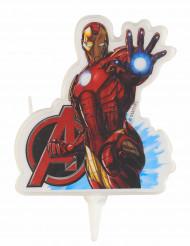 Tårtljus av Iron Man™ från Avengers™