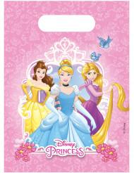 6 Disney™ Prinsesspåsar till kalaset