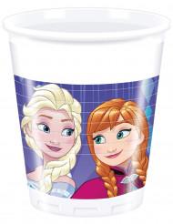 8 muggar i plast från Frost™ 200 ml