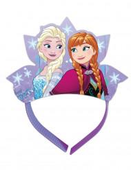 Frost™ - 4 tiaror med bild av Anna och Elsa