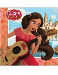 20 servetter med Elena från Avalor™