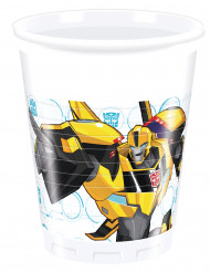 8 Transformers RID™ plastmuggar 200 ml