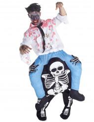 Rider på ett skelett - Carry me till Halloween