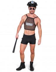 Sexig polisuniform - Maskeraddräkt för vuxna