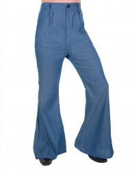 Jeansfärgad discobralla för vuxna