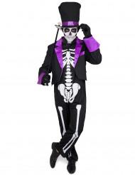 Dia de los Muertos dräkt - Halloweendräkt för vuxna