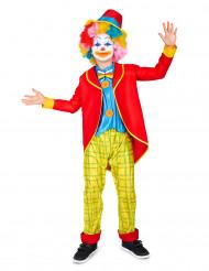 Lustig Clowndräkt för barn