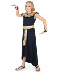 Egyptisk drottning - Maskeraddräkt för barn
