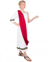 Romersk kjesarinna - Maskeraddräkt för barn