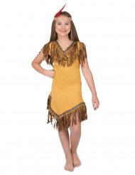 Klassisk indiandräkt för barn