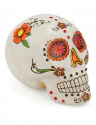 De dödas dag-skalle - Halloweendekoration