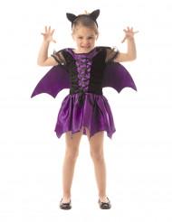 Busig fladdermus - Halloweenkostym för barn