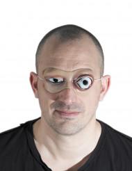 Stort öga - Ögonmask till Halloween för vuxna