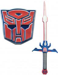 Optimus Prime sköld och svärd - Transformers 5™