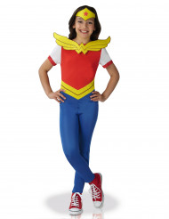 Wonder Women™ maskeraddräkt för barn - Superhero Girls™