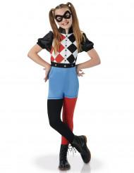 Harley Quinn™ - Superhero Girls™dräkt för barn till maskeraden