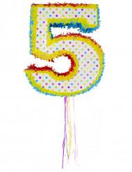 Piñata siffran 5 - Kalasunderhållning