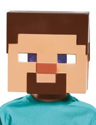 Steve från Minecraft™ - Maskeradmask för barn