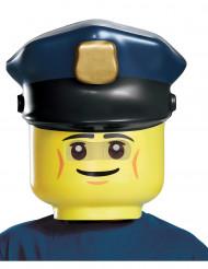 Polismask från Lego® för barn
