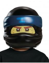 Jay Ninjago® mask från Lego® för barn