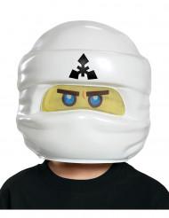 Ninjago® Zane från Lego® mask för barn