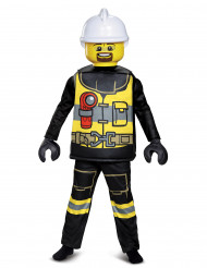 Lyxig brandmansdräkt för barn från Lego®